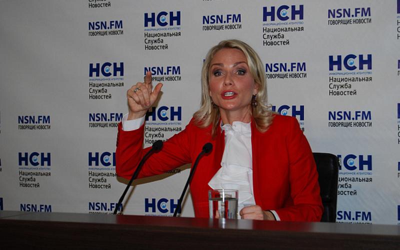 Екатерина Гордон: нехочу быть проституткой иснимаюсь свыборов президента