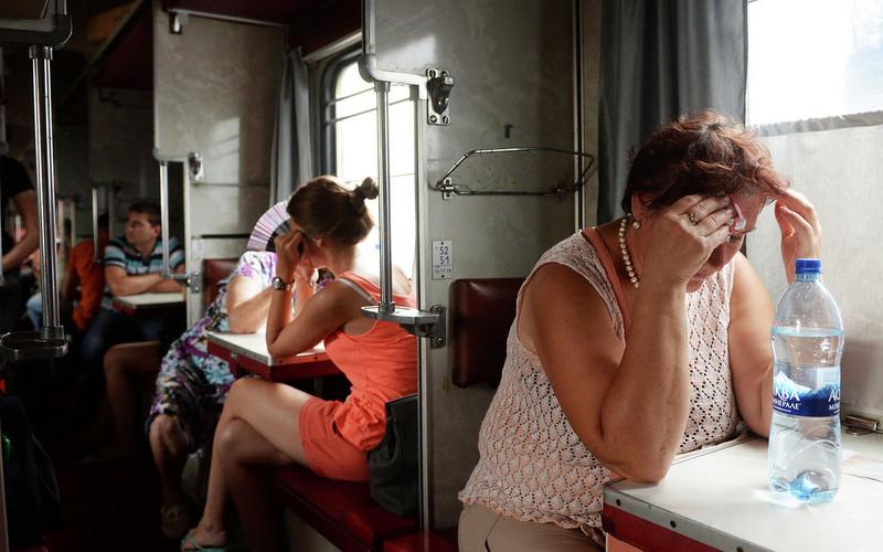 Две липчанки требуют денег за поездку вдушном вагоне