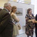 Жителям Клинцов показали «Город глазами художника»