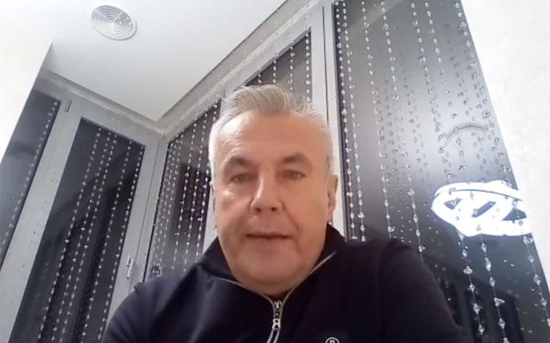 Александр Коломейцев извинился перед Богомазом