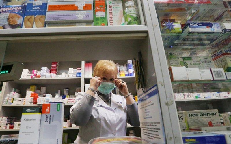Российские лекарства вытесняют импортные