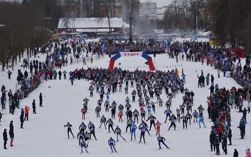 В Брянске «Лыжня России» пройдет на Кургане Бессмертия 10 февраля