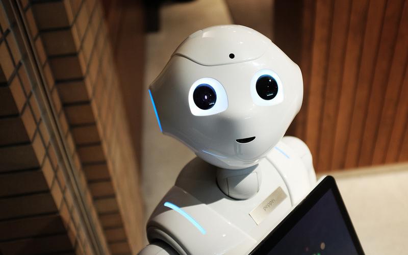 Зачто уволили измагазина первого робота-продавца