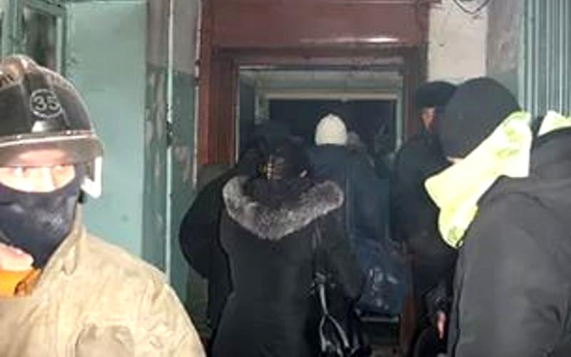 Огненные жертвы праздников: в Брянске во время пожара погиб пенсионер