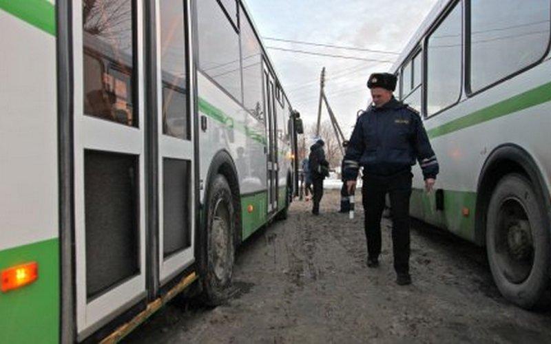 Брянских водителей автобусов и маршруток накроет новая волна проверок