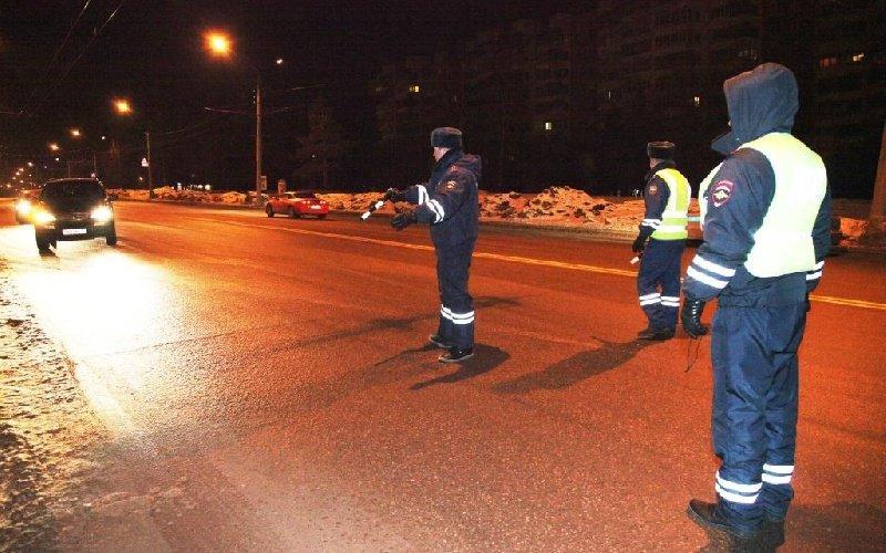 Брянские автоинспекторы 20 января выйдут поутру на алкорейд