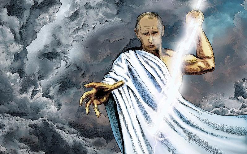 «Оружие Путина» вморозило влед машины вСША