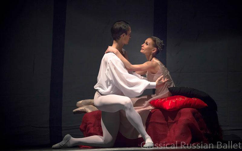 Всех влюбленных брянцев приглашают набалет «Ромео иДжульетта»