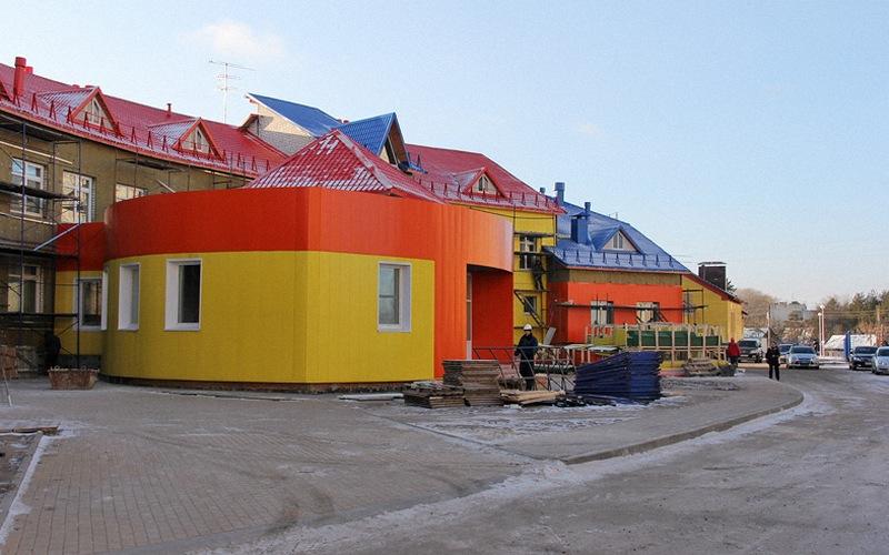 В Брянской области построят пять детских садов