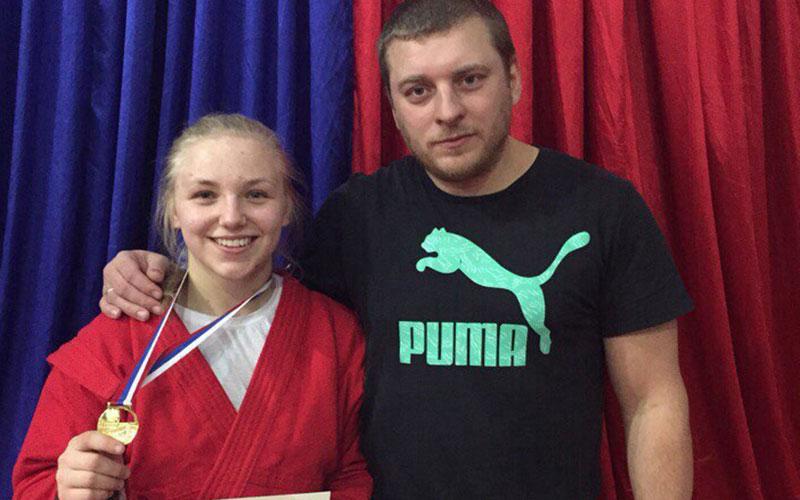 Брянская самбистка Нестеренко выиграла путевку накубок Европы