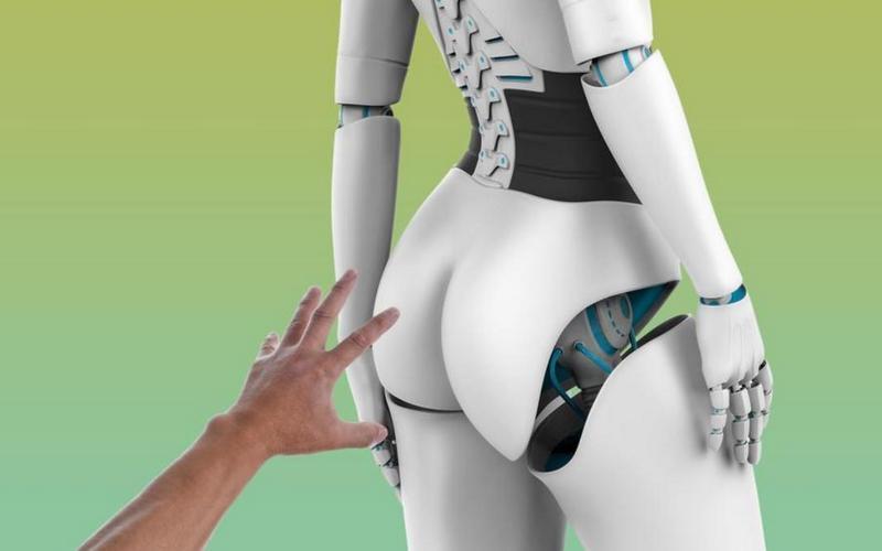 Роботы исполнили стриптиз вклубе Лас-Вегаса