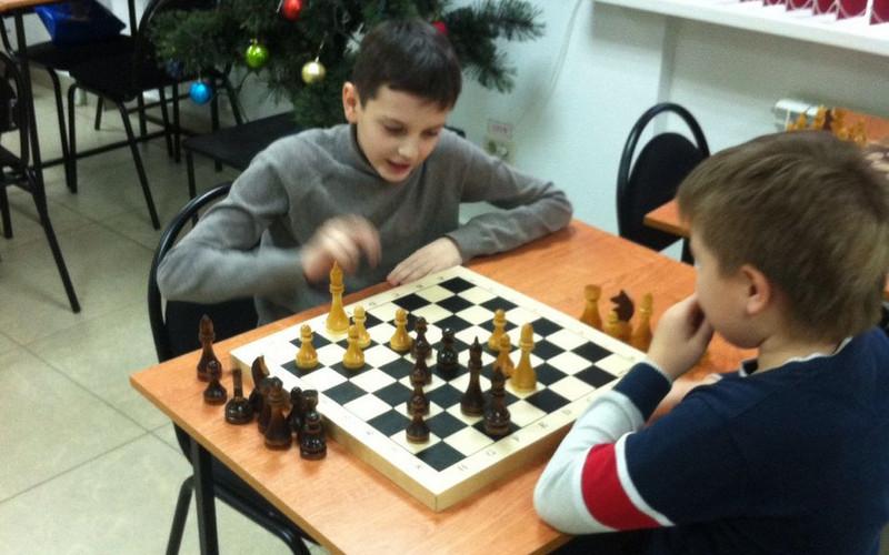 В брянском шахматном клубе играли все новогодние дни