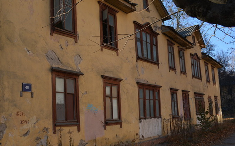 Более тридцати бараков в Брянске пойдут под снос в этом году