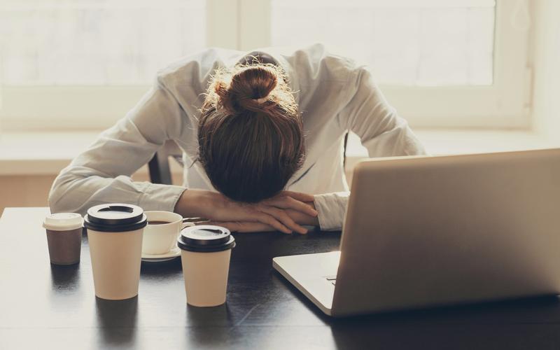 Хочется спать посреди дня— тревожный знак