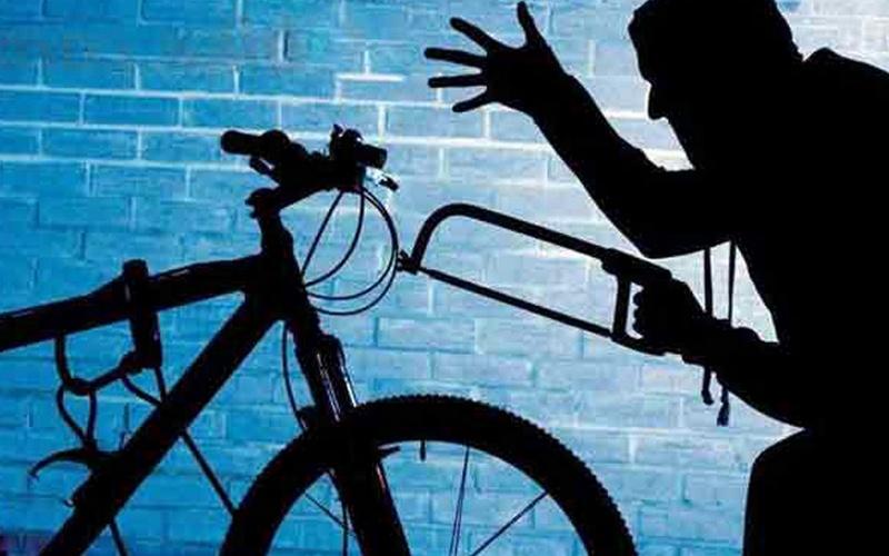 Дубровский рецидивист охотился на плохо припаркованные велосипеды