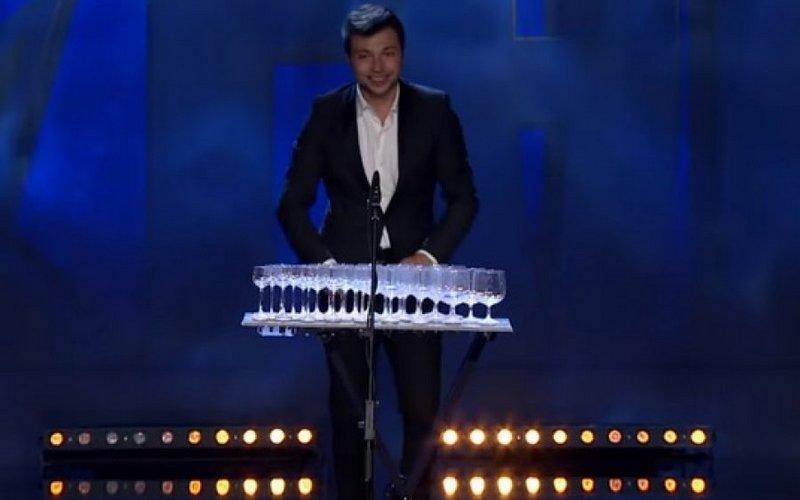 Борис Федоров из Брянска покоряет шоу талантов в Швеции