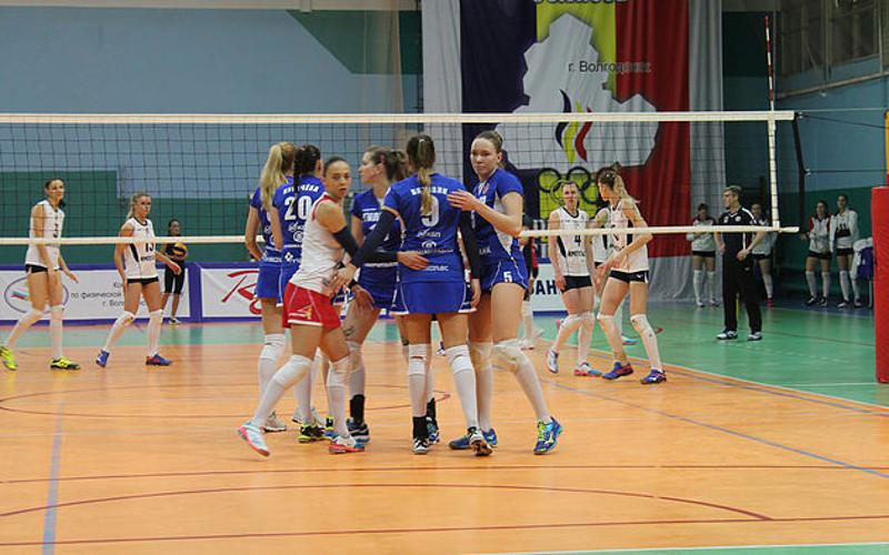 Брянские волейболистки сдались «Тулице-2»
