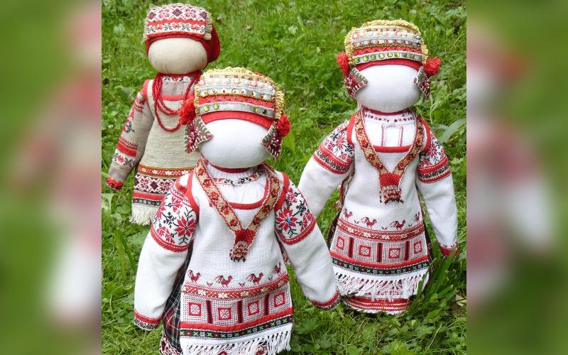Куклы и куклаки: в Брянске открывается необычная выставка мастеров народного ремесла