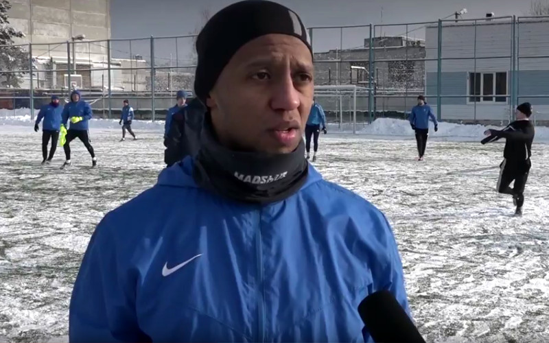 Брянского динамовца Александра Алумону уличили в сдаче матча за деньги