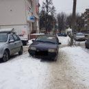Брянцы выдали сотрудникам ГИБДД очередного мастера парковки
