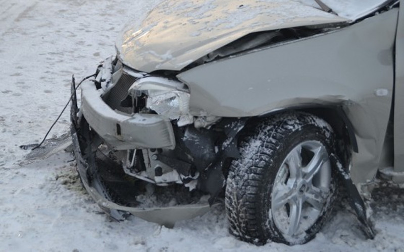 Две автомобилистки не поделили дорогу под Брянском