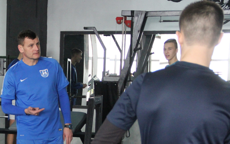 Футбольное «Динамо» возглавил Александр Горбачев