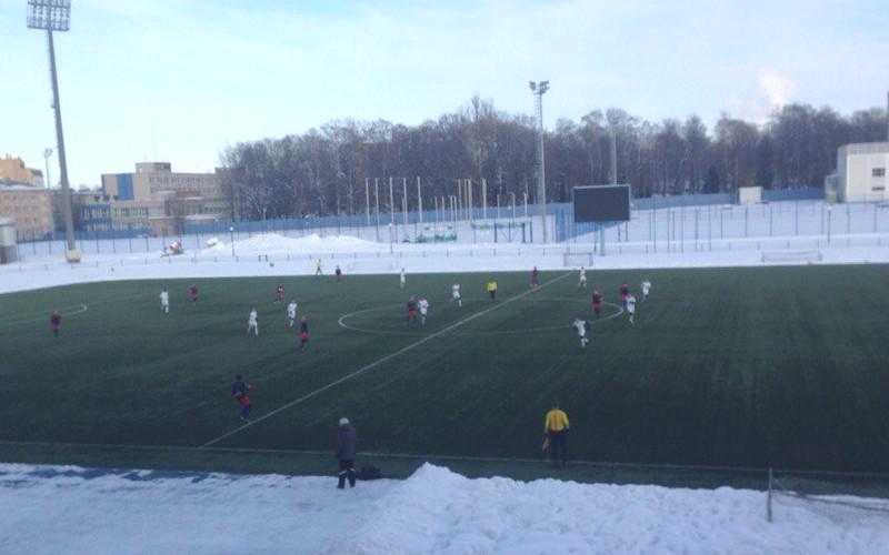 Брянское «Динамо» проиграло в Смоленске в первом контрольном матче