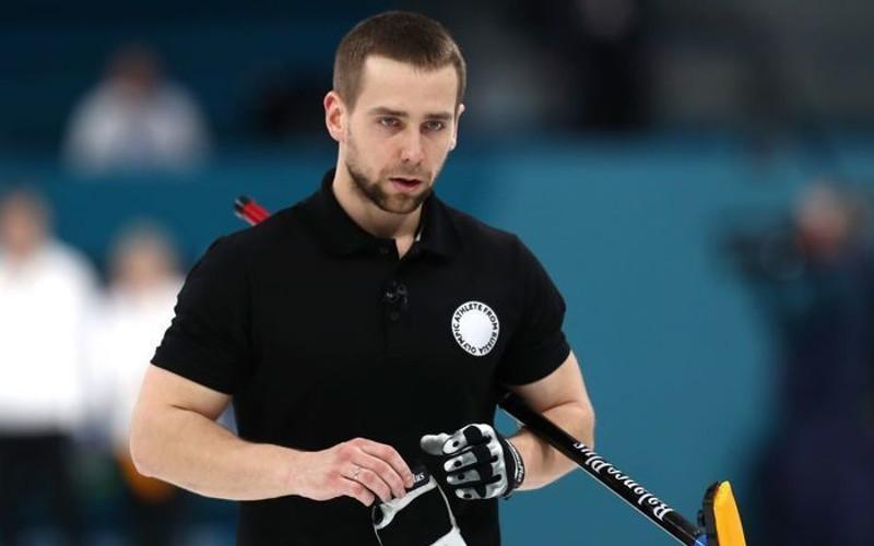 На Олимпиаде разгорается мельдониевый скандал с российским керлингистом