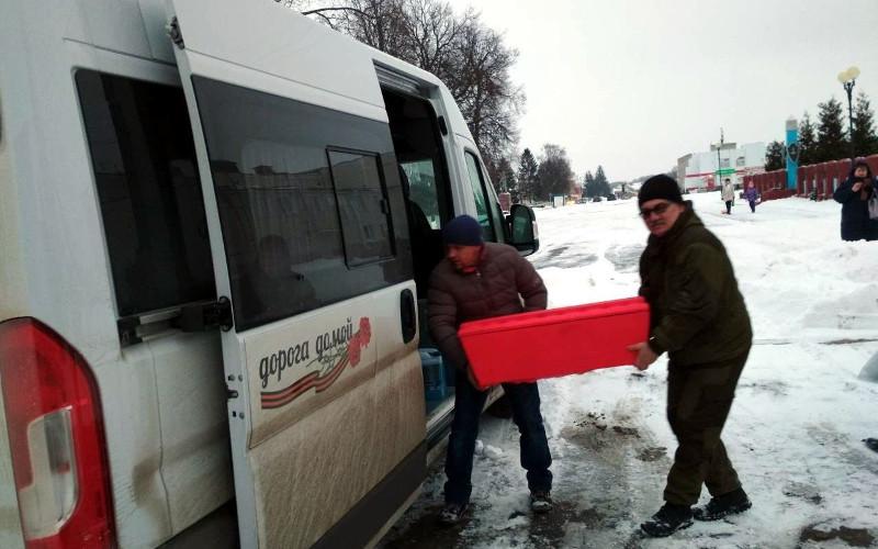 Дорога домой: останки погибшего на Брянщине красноармейца отправились в Астраханскую область