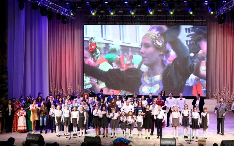 В Брянске наградили лауреатов фестиваля «Сюда нас память позвала»