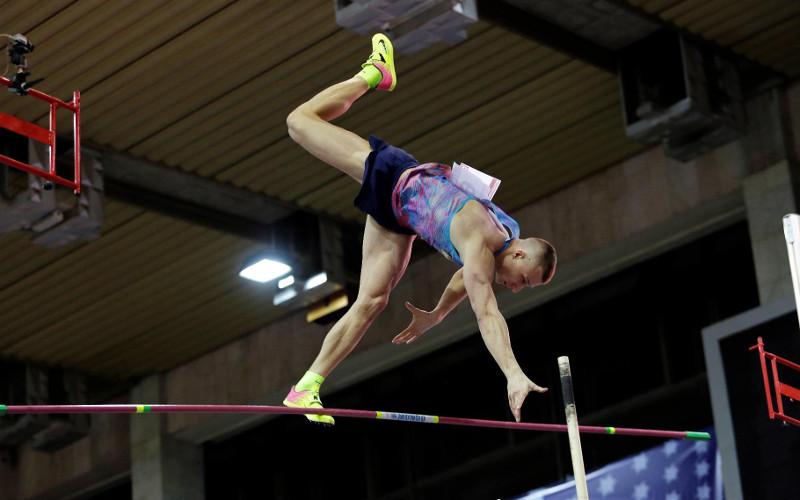 Брянские легкоатлеты оказались на высоте на турнире «Русская зима» в Москве