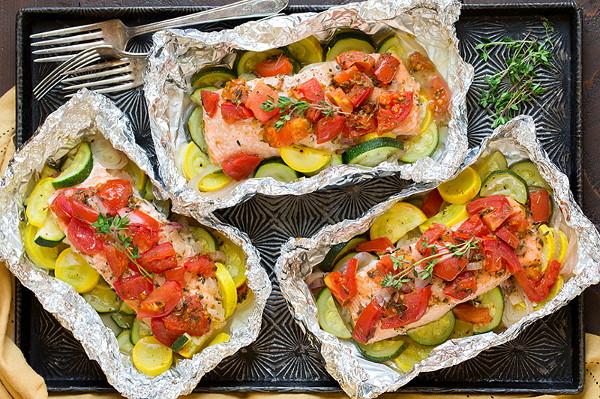 Эксклюзивный рецепт лосося от повара компании