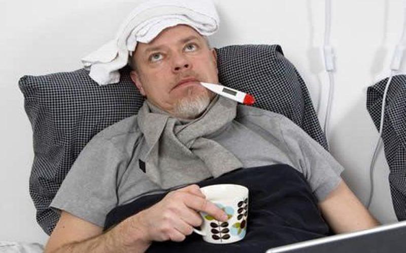 Брянскую область накрыла вторая волна эпидемии простудных заболеваний