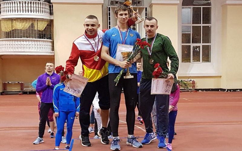 Брянские легкоатлеты завоевали два золота на Мемориале Алексеева в северной столице