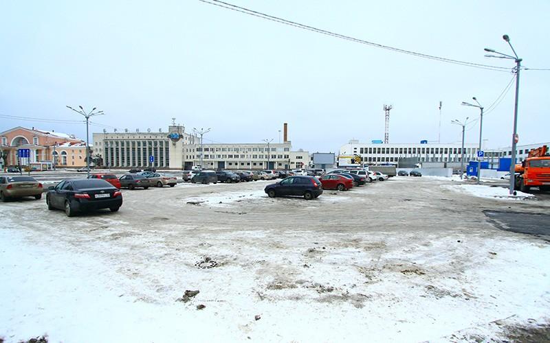 Внимание: с 1 марта изменится схема движения у вокзала «Брянск-I»