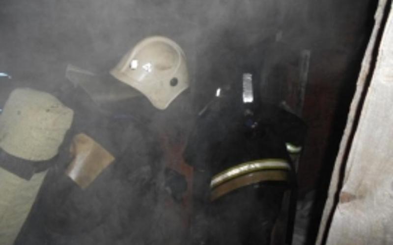 В Брянске при пожаре погибла 70-летняя пенсионерка