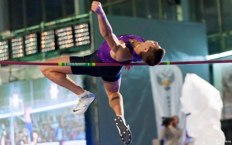 Прыгун в высоту из Брянска показал серебряный результат на Кубке Москвы
