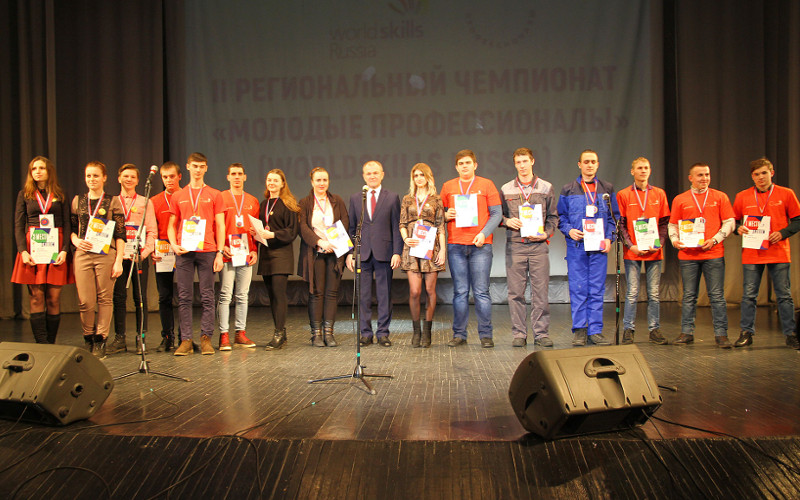 Команда молодых брянских профессионалов отправится на Дальний Восток на Worldskills