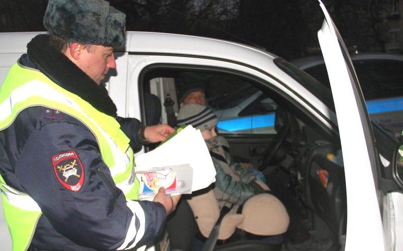 Брянские автоинспекторы будут караулить водителей возле «Добрынюшки»