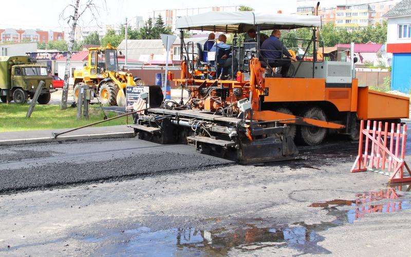 Брянцам рассказали, какие дороги отремонтируют в Бежице