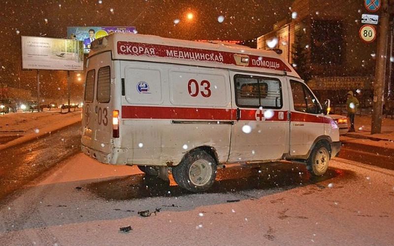 В Клинцах столкнулись три машины — пострадала 28-летняя женщина