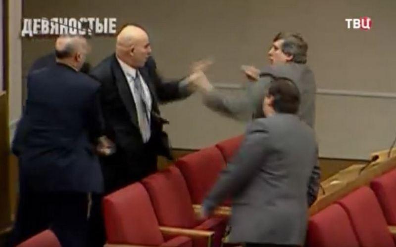 О скандальном брянском депутате Шандыбине вспомнил федеральный канал