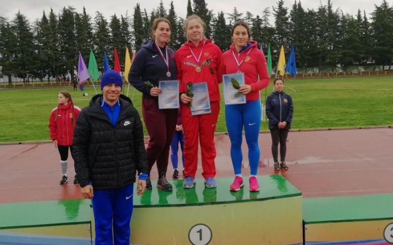 Четыре бронзы взяли брянские легкоатлеты в Адлере на чемпионате страны
