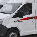 Дятьковский район получил три машины скорой помощи