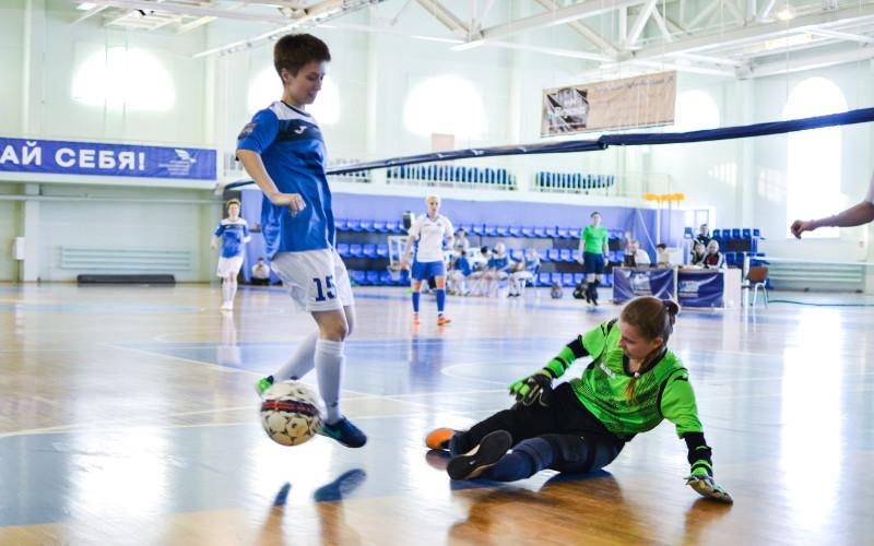 Брянский «Триумф» установил анти-рекорд в женском первенстве по мини-футболу