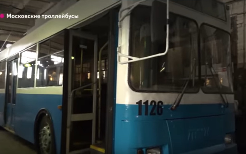 Брянцы оценили доставшиеся по наследству троллейбусы «Мосгортранса»