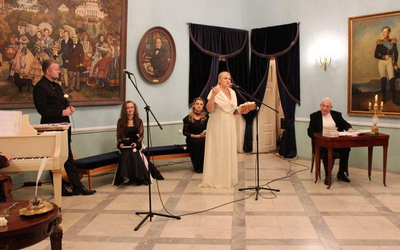 Музей Тютчева приглашает брянских женщин в мир поэзии и романса
