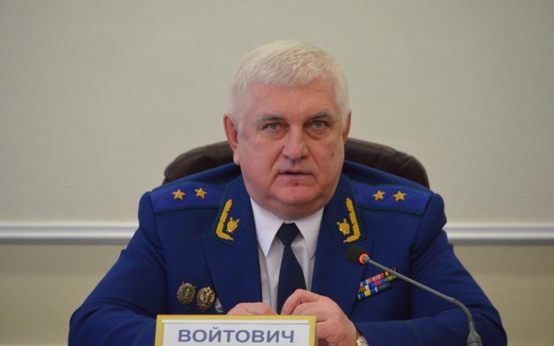 Прокурор Войтович соберет жалобы в Стародубском район
