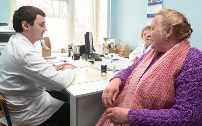 За пять лет в Дубровский район прибыли семь врачей