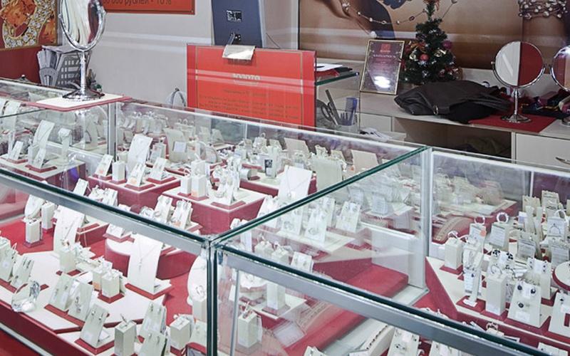 В «Мельнице» ночью ограбили ювелирный магазин